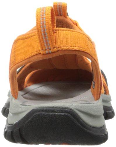 Angelägna Kvinna Venedig H2 Sandal Persimon Orange / Rost