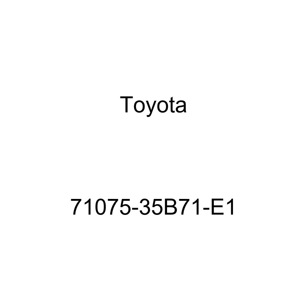 TOYOTA Genuine 71075-35B71-E1 Seat Cushion Cover