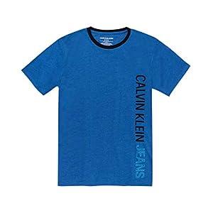 Best Epic Trends 41yDJ0u8nvL._SS300_ Calvin Klein Boys' Ringer Tee Shirt