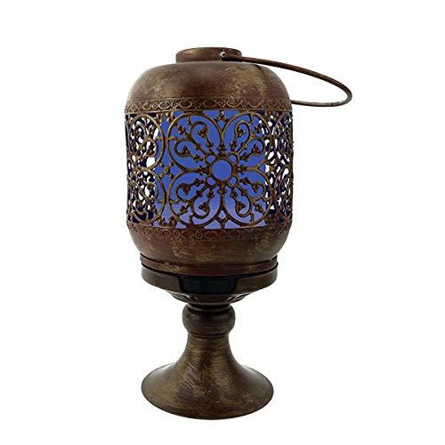 Relaxus Marrakesh Lantern Ultrasonic Aroma Diffuser. Multi-coloured LED -