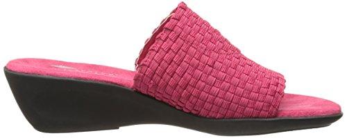 Aerosoles Women's Cake Badder Wedge Sandal Pink IQmiB2