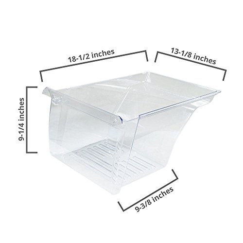 deep freezer with drawers - 8