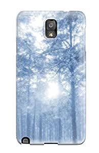 Galaxy Cover Case - Nature Artistic Abstract Artistic Protective Case Compatibel With Galaxy Note 3