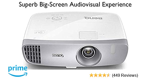 BenQ HT2050A 1080P Home Theater Projector | 2200 Lumens | 96% Rec.709 for Accurate Colors | Low Input Lag Ideal for Gaming | 2D Keystone for Flexible ...