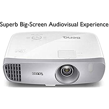 Video Projectors BenQ HT2050A 1080P Home Theater Projector | 2200 Lumens | 96% Rec.709 for Accurate Colors | Low Input Lag Ideal for Gaming | 2D Keystone for Flexible Setup