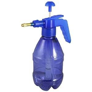 sourcingmap hogar agua ajustable botella de Spray pulverizador–azul claro