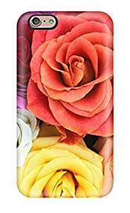 Flower Case Compatible With iphone 6 plusd 5.5/ Hot Protection Case