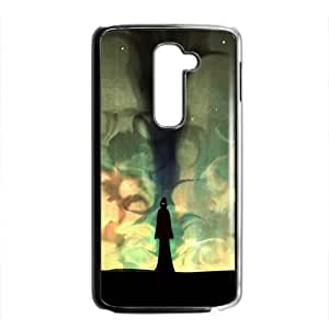 HWGL Creative Night Graffiti Custom Protective Hard Phone Cae For LG G2
