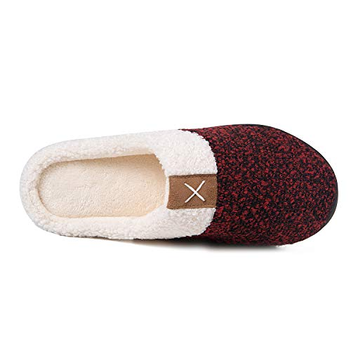 Femme Chaussons IceUnicorn EU 37 pour Red wdYzqYx4E