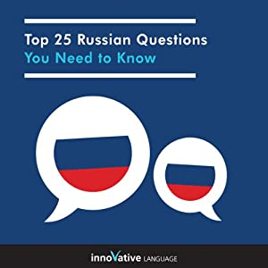 Top 25 Russian Questions You Need to Know Audiobook