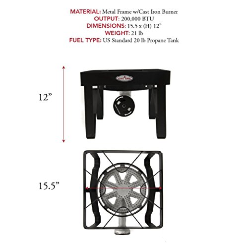 Buy outdoor propane burner