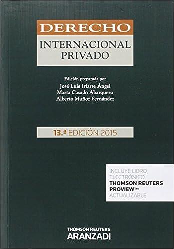 Derecho Internacional Privado (Código Básico)