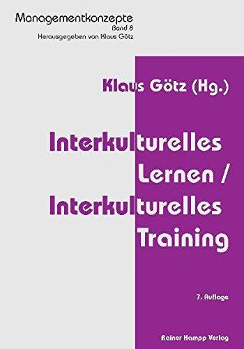 Interkulturelles Lernen / Interkulturelles Training (Managementkonzepte)