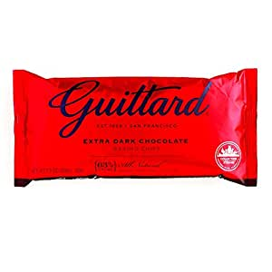 Guittard Extra Dark Chocolate Chips 12 oz each (1 Item Per Order)