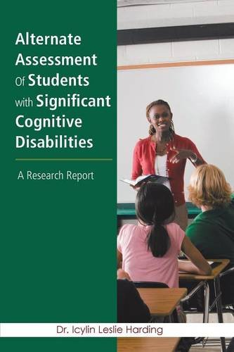 Alternate Assessment Of Students with Significant Cognitive Disabilities [Harding, Icylin Leslie] (Tapa Blanda)