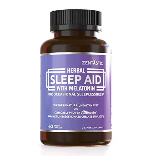 Zentastic Herbal Sleep Aid