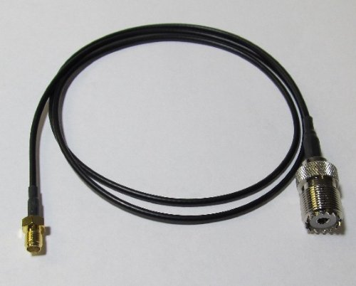 Handheld Antenna Cable for Wouxun Baofeng Quasheng Linton