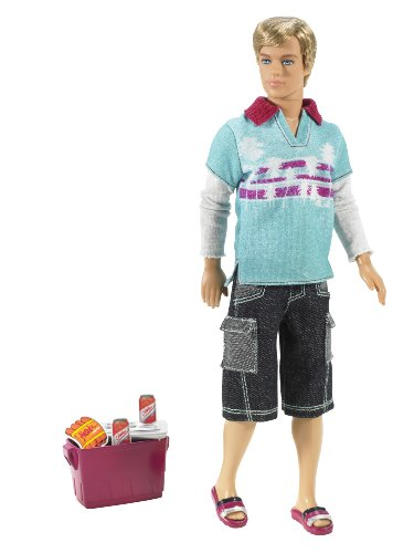 Barbie Camping Family Ken Doll