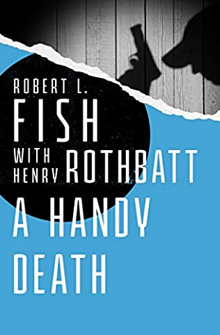 book cover of A Handy Death