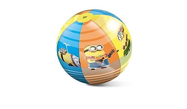 Minions Disney pelota Balón hinchable 50 cm piscina playa Idea ...