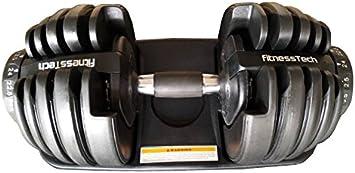 Barre Dextension Incluse Musculation R/églable en Fonte avec Barre Dextension Ensemble Dhalt/ères Musculation,Two Weights,10 kg Dhalt/ères Ajustables Halt/ère Main Poids Parfait Barbell