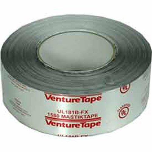 3M VentureTape 1580 UL181B-FX Duct Joint Sealing Mastik Tape, 2 IN x 100 FT