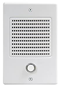 M \u0026 S SYSTEMS DS-3B Door Intercom Station with Bell Button