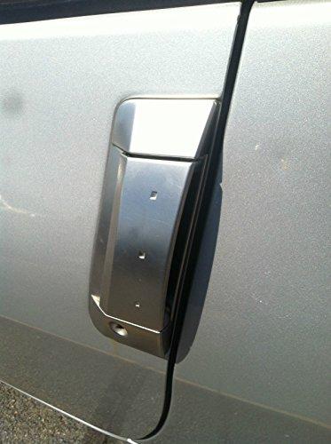nissan 350z left door handle - 7