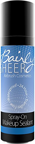 Bairly Sheer Makeup Sealant Mist