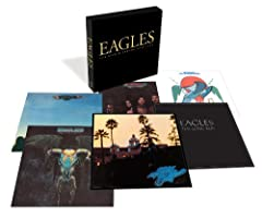 Eagles Studio Albums 1972-1979