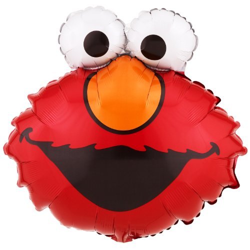 BirthdayExpress Elmo 20
