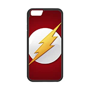 iPhone 6 4.7 Inch Cell Phone Case Black The Flash fmix