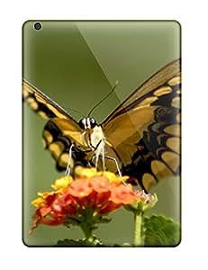 Art Marie Johnson QINLtxI1731EfXOd Protective Case For Ipad Air(butterfly Desktop ) by icecream design