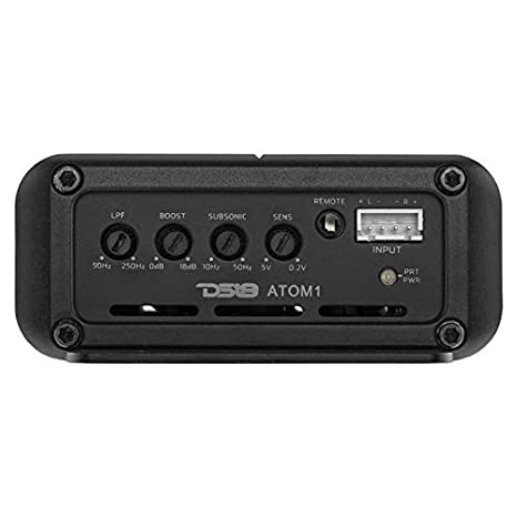 DS18 ATOM2 Super Micro Nano 2-Channel Class D Amplifier 880 Watts Max 2 Channel
