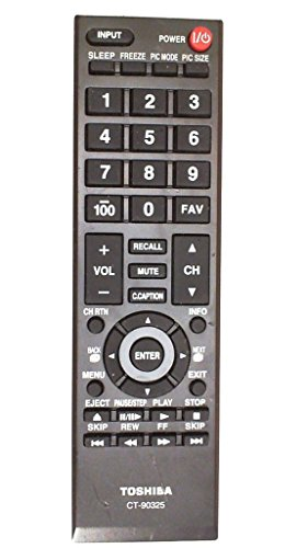 Toshiba CT-90325 REMOTE CONTROL for ()