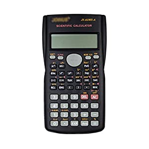 LABANCA Function Scientific Financial Desktop Calculator Black for Business, School