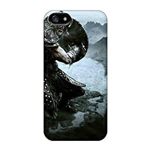 Hot CBV6876DBSX Skyrim Cases Covers Compatible With Iphone 5/5s