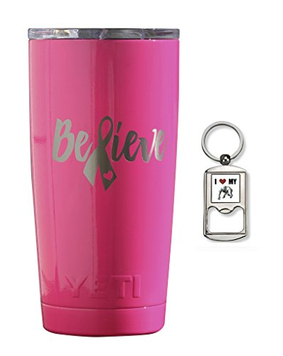 YETI Custom Insulated Stainless Keychain product image