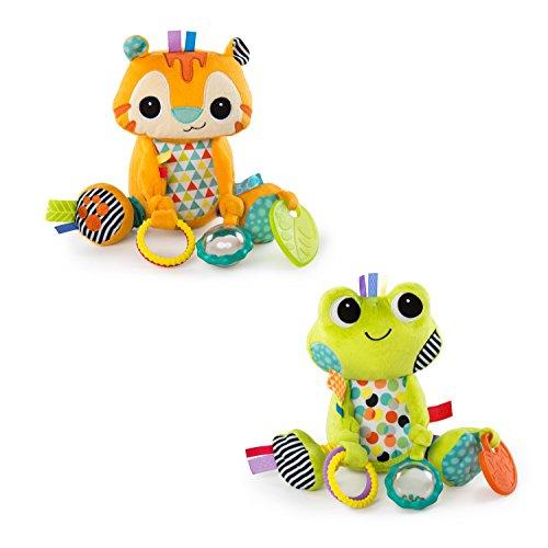 Bright Starts Bunch-o-Fun Plush Toys, Models May Vary