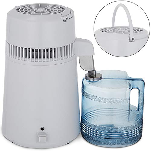 p 750W Stainless Steel Water Distillation Purifier ()