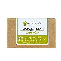 Wondercide Natural Pet Shampoo Bar