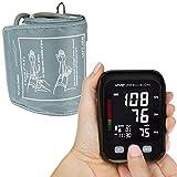 Vive Precision Automatic Blood Pressure Monitor - Compact Cuff BPM Machine - Upper