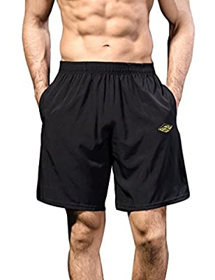 exeke Outdoor Men's Quick Dry Shorts Lightweight Hiking Shorts