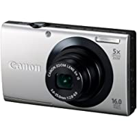Canon Digital Camera Powershot A3400is 5 Times As Much Optical Zoom Touch-panel Psa3400is - International Version (No Warranty)