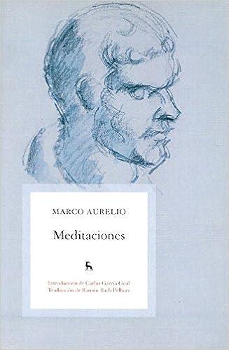 Meditaciones. Marco aurelio: 009 (VARIOS GREDOS): Amazon.es ...