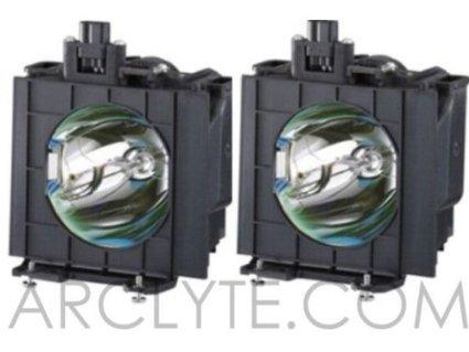 Arclyteテクノロジー、pl03585 Panasonicランプpt-d5100、pt-d5700、pt-d5   B01KU71IHG