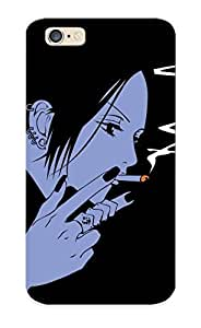 00f6b31455 Hot Fashion Design Case Cover For Iphone 6 Protective Case (smoking Black Nana Simpleanime Girls ) by icecream design