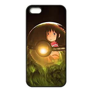 Spirited Away and Pocket Monster Custom Design Apple Iphone 5 5s Hard Case Cover phone Cases Covers