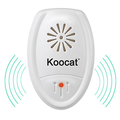 Set-of-2-Koocat-Ultrasonic-Pest-Repeller-for-Insects-Rodents-Mice-Rats-Ants-Spiders-Cockroaches-Bug-Premium-Pest-Control-Repellent-Uses-the-Latest-High-Effective-Ultrasonic-Technology