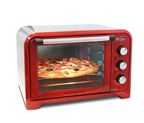 red small toaster oven - 8